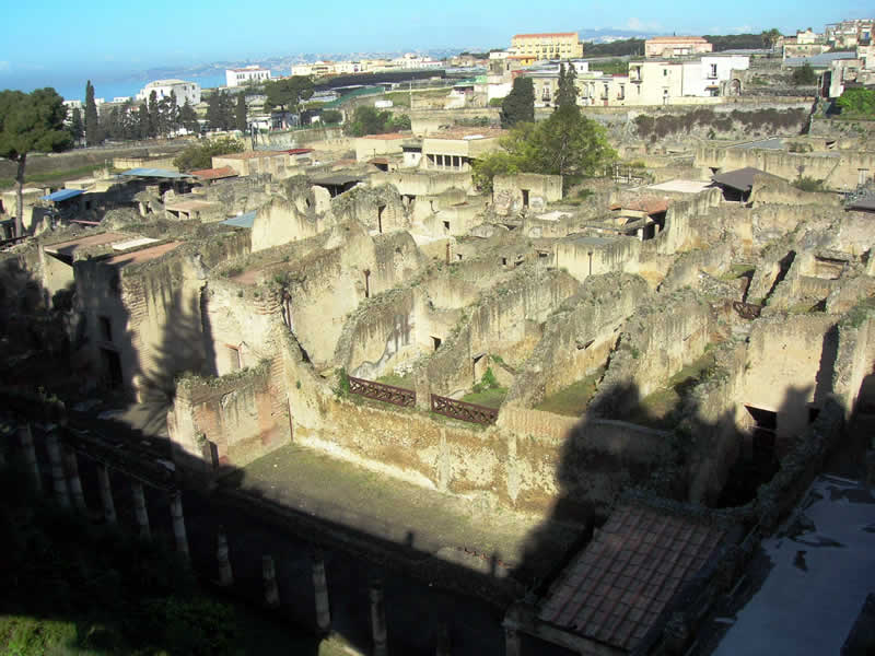 Ercolano: Naples tour guide