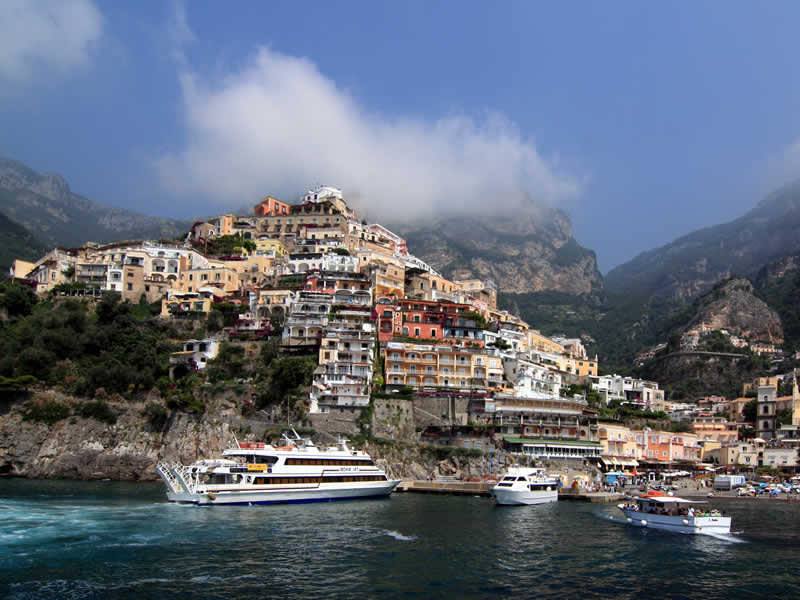 Positano: Naples tour guide