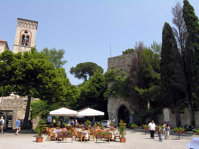 Ravello: Naples tour guide